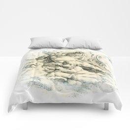 Cherub Dreams No.002 Comforters