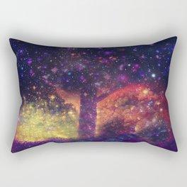 nature space-51 Rectangular Pillow
