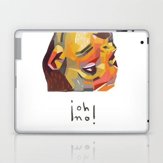 Rubik #2 Laptop & iPad Skin