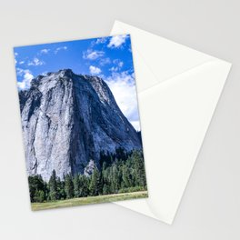 El Capitan Yosemite California Stationery Cards