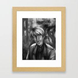 Hetalia print 1 Framed Art Print