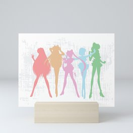 Sailor Moon Mini Art Print