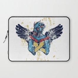 Fallen Hero Eagle Laptop Sleeve