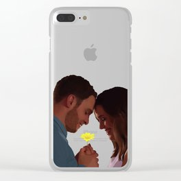 Will You Be My Boyfriend? Clear iPhone Case