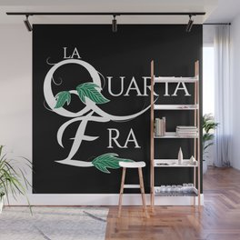 LaQuartaEra_Black Wall Mural
