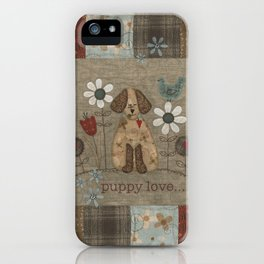 A Dog's Life iPhone Case
