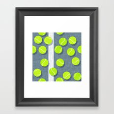 Balls Framed Art Print