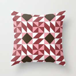 Dance Studio Throw Pillow