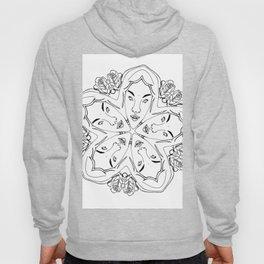 Mandala (1524) Hoody