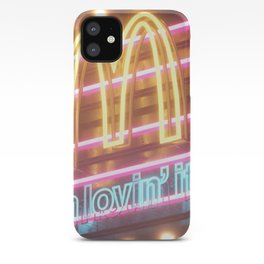Mcdonalds iPhone Case