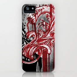 The Beast Within iPhone Case