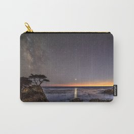 Lone Cyprus Nightscape Carry-All Pouch