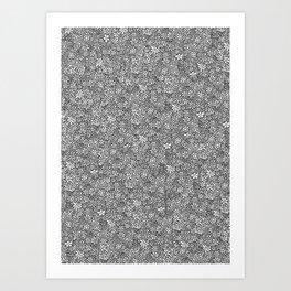 Ten Thousand Daisies Art Print