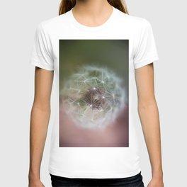 Dandelion Italian Flag T-shirt