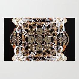 Merovingian Mandala Rug