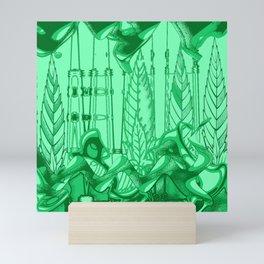 Mint Mini Art Print