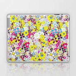 Social mix Flowers by ilya konyukhov (c) Laptop & iPad Skin