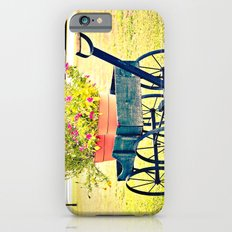 Blooming Wagon iPhone 6s Slim Case