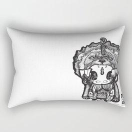 Sisu Benched 40 Rectangular Pillow