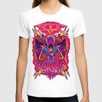jojo T-shirts featuring MOJO JOJO: CURSES by BeastWreck