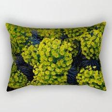 Euphoric Euphorbia Rectangular Pillow