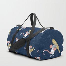 Mouse Nurse Here to Help You Duffle Bag