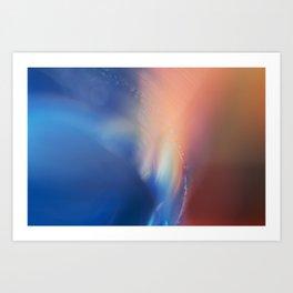 Glissante 0467 Art Print