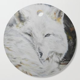 Eye of the Wild by Teresa Thompson Cutting Board