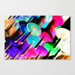 Randomize Canvas Print