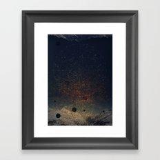 Sequence2 Framed Art Print