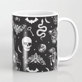 Witchcraft B&W Coffee Mug
