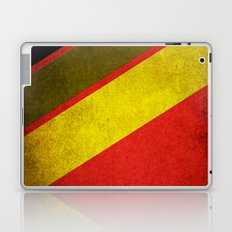 grunge retro background 2 Laptop & iPad Skin