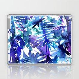 Vibe of the JUNGLE  {B-Blue} Laptop & iPad Skin