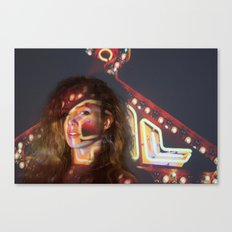 Nicole Hershdog No. 3 Canvas Print