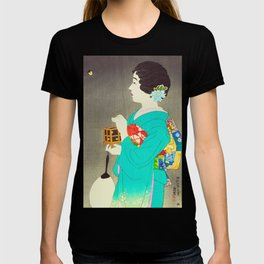 Mushikago - Insect Cage - Japanese Art T-shirt