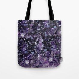 Amethyst Delight Tote Bag