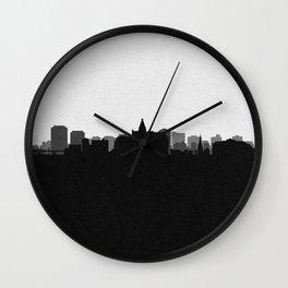 City Skylines: Saskatoon Wall Clock