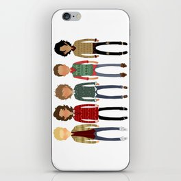 Christmas Sweaters iPhone Skin