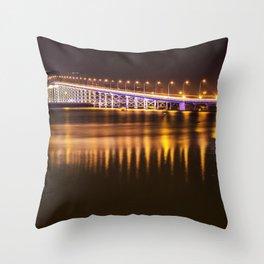 Governador Nobre de Carvalho Bridge Throw Pillow