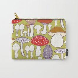 All my mushrooms Carry-All Pouch