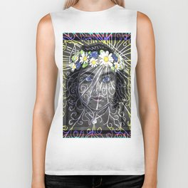 Celsa - Flower Power Biker Tank