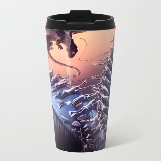 Solidarity Metal Travel Mug
