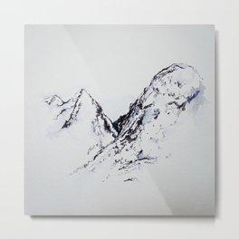 landscape // mindscape II Metal Print