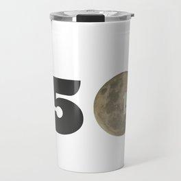 50th Anniversary Apollo 11, 1969 Moon Landing Travel Mug