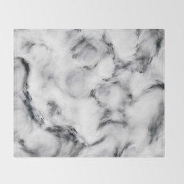 Elegant Marble style2 Throw Blanket