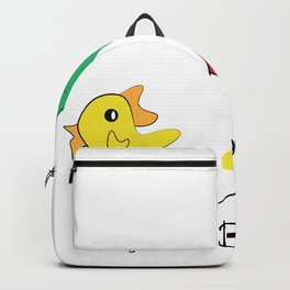 peek  boo Backpack