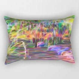 Inspirational Flow Rectangular Pillow