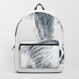 Cute Ponyface Backpack