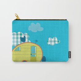 Chicken Camp Carry-All Pouch