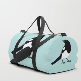 Magpie vector Duffle Bag